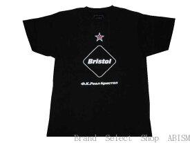 ★メンズサイズ★F.C.R.B.(エフシーアールビー)EMBLEM TEE(Tシャツ)【Men's】【ブラック】【日本製】【新品】SOPHNET. (ソフネット)(FCRB)