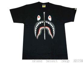 A BATHING APE(エイプ)SHARK TEE【Tシャツ】【ブラック】【新品】【MEN'S】【BAPE/ベイプ】