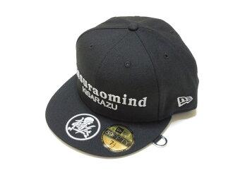 """masurao mind KISARAZU' mastermind JAPAN (mastermind Japan) × masurao Roppongi (マスラオロッポンギ) collaboration CAP (black)"