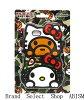 A BATHING APE (APE) x HELLO KITTY CANDIES MILO ON HELLO KITTY IPHONE6 CASE