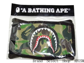 A BATHING APE (APE) ABC SHARK (shark MASK) BAPE (BAPE)