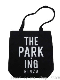 THE PARK/ING GINZA (더 주차장 긴자) SOUVENIR TOTE BAG (S) THE PARKING GINZA