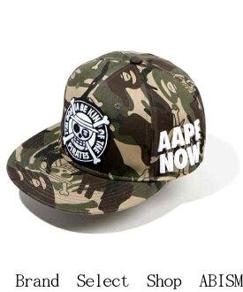 AAPE 由沐浴猿 (沐浴猿的 EAP) x 一件 (一件) 协作帽