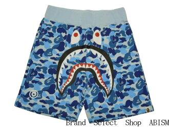 6c6c028e2e A BATHING APE (エイプ) ABC SHARK SWEAT SHORTS shark sweat shirt shorts BAPE/
