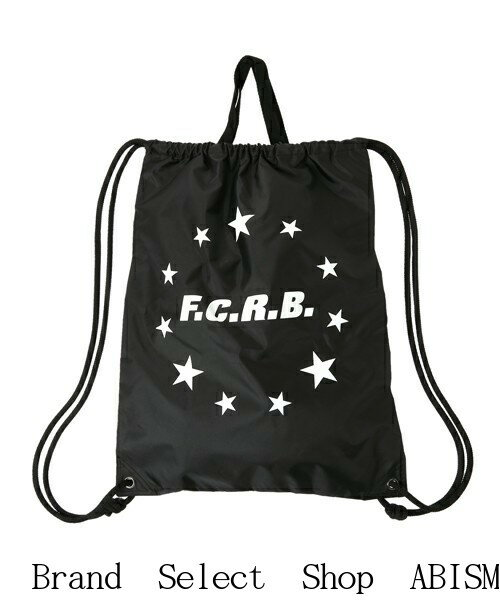F.C.R.B.(エフシーアールビー)SNAP SUCK(ナップサック)【17AW】【ブラック】【新品】SOPHNET. (ソフネット)(FCRB)