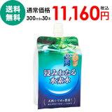 【送料無料】【代引き手数料無料】熊本県菊池の天然水使用「浸みわたる水素水」(300ml×30本)※1回のご注文につき5セットまで