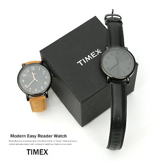 Watches mens TIMEX Timex easy reader T2N346 T2N677 analog MODERN EASY READER 4595