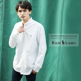 ラルフローレン シャツ メンズ ボタンダウン POLO RALPH LAUREN ロゴ 刺繍 オックスフォード おしゃれ キレイめ カジュアル ゴルフ 710548535 9394