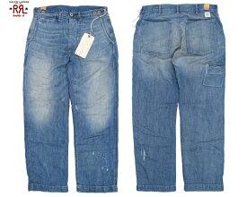 RRL (double RL) Denim Utility Pants ダブルアールエル デニム ワークパンツ