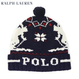 Polo by Ralph Lauren Knit Cap US ポロ ラルフローレン ウールニットキャップ