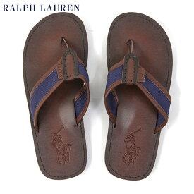 POLO Ralph Lauren SULLIVAN Flip-Flop USラルフローレン メンズ サンダル (ups)
