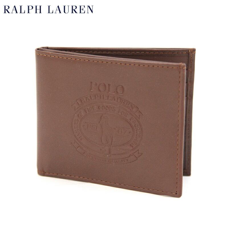 POLO Ralph Lauren BILLFORD WALLET (TAN) US ポロ ラルフローレン レザー ウォレット 財布