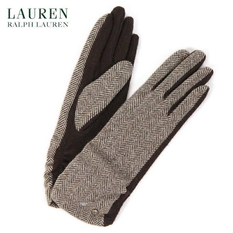 LAUREN by Ralph Lauren Tweed Glove US ポロ ラルフローレン ツイード グローブ 手袋