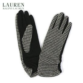 LAUREN by Ralph Lauren Houndstooth Glove US ローレン ラルフローレン ハウンドトゥース グローブ 手袋