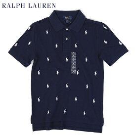 """Ralph Lauren Boy's """"MULTI PONY"""" Mesh POLO Shirts USボーイズ ラルフローレン マルチポニー刺繍 ポロシャツ"""