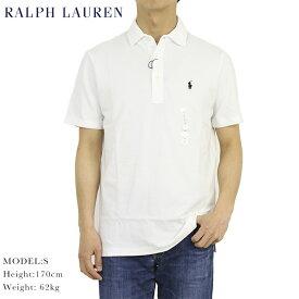 """ポロ ラルフローレン フェザーウェイト 鹿の子 台襟 ポロシャツ ワイドカラー ワンポイント POLO Ralph Lauren Men's """"FeatherWeight Mesh"""" Polo Shirt US"""
