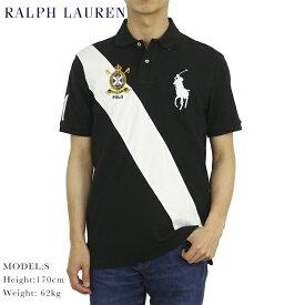 ポロ ラルフローレン クラシックフィット 鹿の子 ポロシャツ ビッグポニー刺繍 ブラックウォッチ POLO Ralph Lauren Men's CLASSIC FIT BLACK WATCH Polo Shirt US