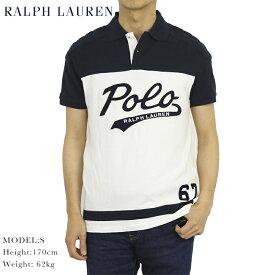 ポロ ラルフローレン カスタムスリムフィット 鹿の子 ポロシャツ ラガーシャツ POLO Ralph Lauren Men's CUSTOM SLIM FIT Polo Shirt US