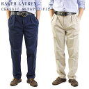 "Polo by Ralph Lauren Men's ""ETHAN"" Classic Pleated Fit Chino Pant US ポロ ラルフローレン ..."