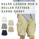 """ポロ ラルフローレン チノ カーゴショーツ ショートパンツ POLO Ralph Lauren Men's """"Gellar Fatigue"""" Chino Cargo Short US"""