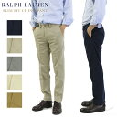 "Polo by Ralph Lauren Men's ""SLIM FIT"" Plain Front Chino Pant US ポロ ラルフローレン メンズ ス..."