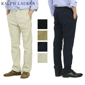 """Polo by Ralph Lauren Men's """"STRAIGHT FIT"""" Plain Front Chino Pant US ポロ ラルフローレン メンズ ストレートフィット ノータック チノパンツ 売れ筋"""