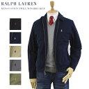 Ralph Lauren Men's Harrington Jacket check liner USポロ ラルフローレン ライナー付き スイングトップ