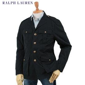 Ralph Lauren Men's Naval Officer Jacket US ポロ ラルフローレン 金ボタン ミリタリージャケット