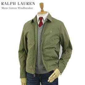 "Ralph Lauren Men's Harrington Jacket ""Check Liner"" USポロ ラルフローレン ライナー付き スイングトップ"