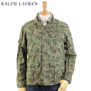 POLO by Ralph Lauren Men's Camouflage Hunting Jacket US ポロ ラルフローレン ハンティングジャケット