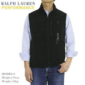 ポロ ラルフローレン メンズ パフォーマンス フリース ベスト POLO Ralph Lauren Men's Performance Fleece Vest US