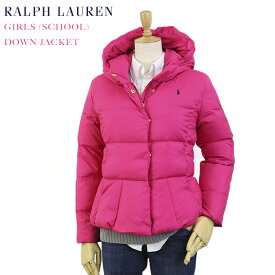 2841700468b27 POLO by Ralph Lauren Girls Down Jacket USラルフローレン ガールズ用 ダウンジャケット