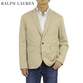 ポロ ラルフローレン コットン3ボタンジャケット ブレザー POLO by Ralph Lauren Men's Cotton Sport Coat US