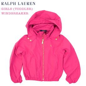"(2-6X) POLO by Ralph Lauren ""GIRL (2-6X)"" Windbreaker Jacket USラルフローレン 子供用のウィンドブレーカー ジャケット"