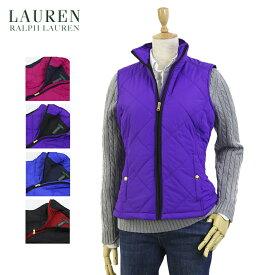 LAUREN Ralph Lauren Women's Quilted Vest USラルフローレン レディース キルティングベスト