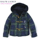 """(TODDLER) POLO by Ralph Lauren """"GIRL (2-6X)"""" Quilted Duffle Coat USラルフローレン 子供用のキ..."""
