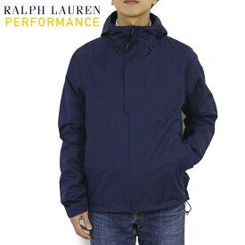 ポロ ラルフローレン パフォーマンス フルジップ レイン ジャケット POLO Ralph Lauren Men's Performance Rain Jacket US