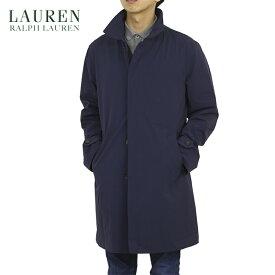 LAUREN by Ralph Lauren Men's Bal Collar Stretch Rain Coat US ポロ ラルフローレン ストレッチ ステンカラー レインコート (UPS)