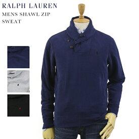 Ralph Lauren Men's Zip Shawl Collar Fleece Pullover ポロ ラルフローレン ショールカラー スウェット