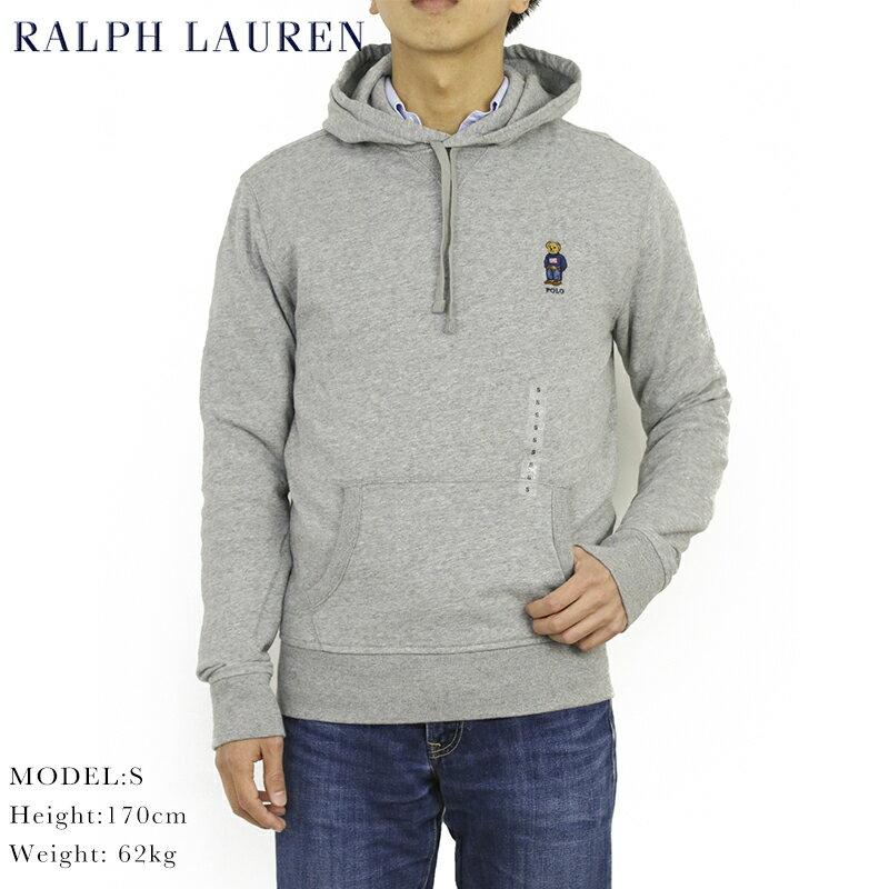 Ralph Lauren Men's POLO BEAR Pullover Parka US ポロ ラルフローレン スウェット パーカー