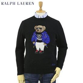 """ポロ ラルフローレン ポロベアー クルーネックセーターRalph Lauren Men's """"POLO BEAR"""" Crew-neck Sweater US"""
