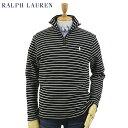 Ralph Lauren Men's French-Rib 1/2 Zip Pullover Sweater US ポロ ラルフローレン メンズ ハーフジップ ...