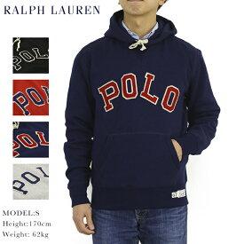"""ポロ ラルフローレン POLOロゴ プルオーバー スウェット パーカー POLO Ralph Lauren Men's """"POLO"""" Fleece Pullover Parka US"""