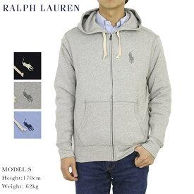 ポロ ラルフローレン ライトオンス ジップアップ スウェット パーカー POLO Ralph Lauren Men's Zip Parka US