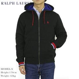 ポロ ラルフローレン ボアライニング ジップアップスウェットパーカー ワンポイント フーディー POLO Ralph Lauren Men's Fleece Lined Hoodie US