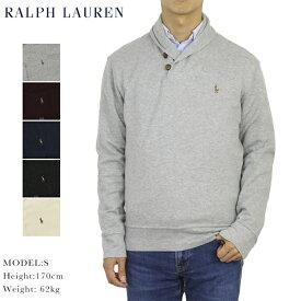 ポロ ラルフローレン エステートリブ コットン ショールカラー スウェット プルオーバー POLO Ralph Lauren Men's Estate Rib Shawl PO