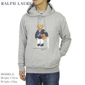 ポロ ラルフローレン ポロベアープリント プルオーバー スウェット パーカー POLO Ralph Lauren Men's POLO BEAR Pullover Parka US