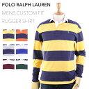 "Ralph Lauren Men's ""CUSTOM FIT"" Rugger Shirt US ポロ ラルフローレン カスタムフィット ラガーシャツ"