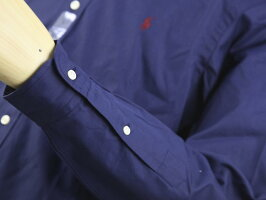 RalphLaurenPoplinl/sB.D.ShirtsUSポロラルフローレン長袖ブロードボタンダウンシャツ