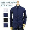 "POLO Ralph Lauren ""SLIM FIT"" Poplin l/s B.D.Shirts US ポロ ラルフローレン 長袖 ブロード ボタンダウンシ..."